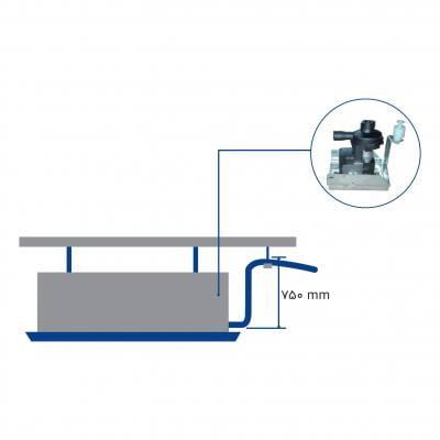 پمپ درین داخلی کاستی یک طرفه VRF گرین کاستی یک طرفه یونیت داخلی VRF گرین مدل کاستی یک طرفه با ظرفیتهای 9-12-16-18-24 Btu/h تولید و به بازار ارائه گردید. تمامی ظرفیتهای یونیت کاستی یک طرفه تهویه مطبوع گرین با برق تکفاز کار میکنند.