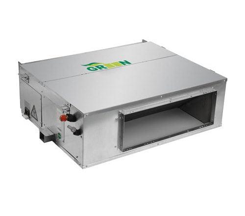 یونیت داخلی VRF گرین سقفی توکار فشار استاتیکی متوسط سیستم GRV