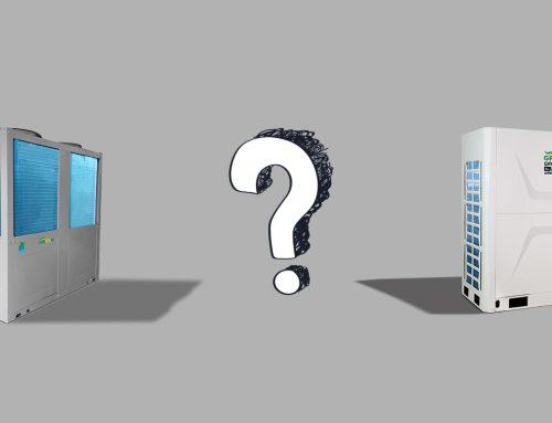 چیلر یا VRF ؟ کدام انتخاب بهتری است