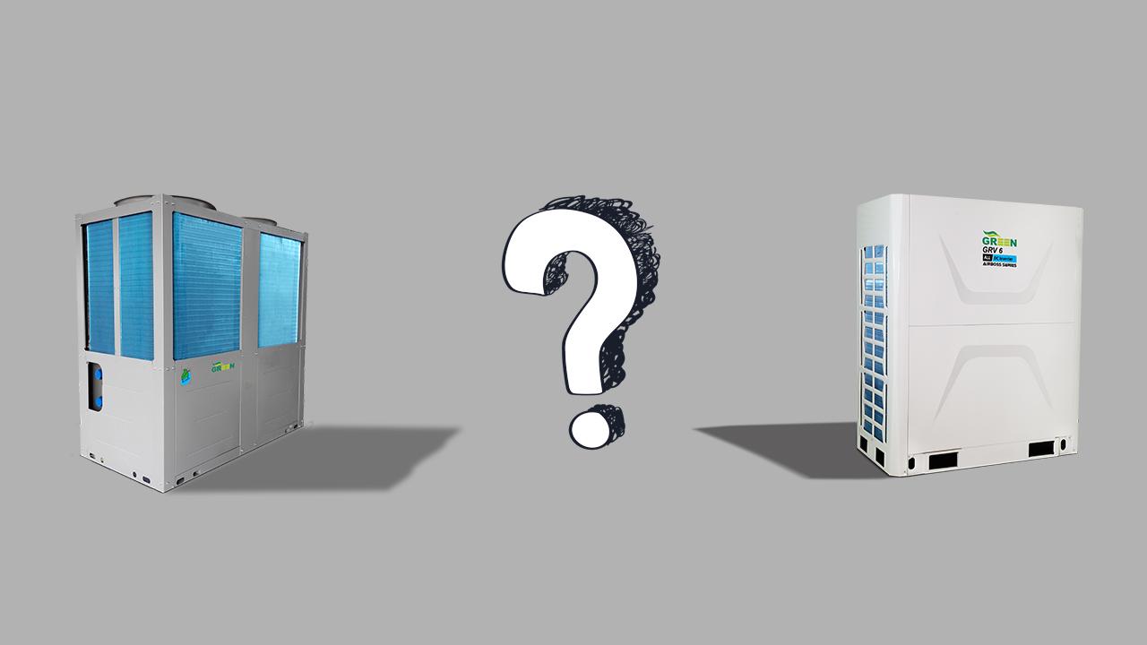 یا VRF چیلر یا VRF ؟ کدام انتخاب بهتری است مقایسه سیستم چیلر یا VRF یکی از چالشهای کارفرمایان در زمان انتخاب یک سیستم سرمایشی مناسب برای پروژه مورد نظر است. سؤالهایی از قبیل اینکه چیلر بهتر است یا VRF؟ برای پروژه ما کدام یک را پیشنهاد میکنید؟ مصرف برق چیلر کمتر است یا VRF؟